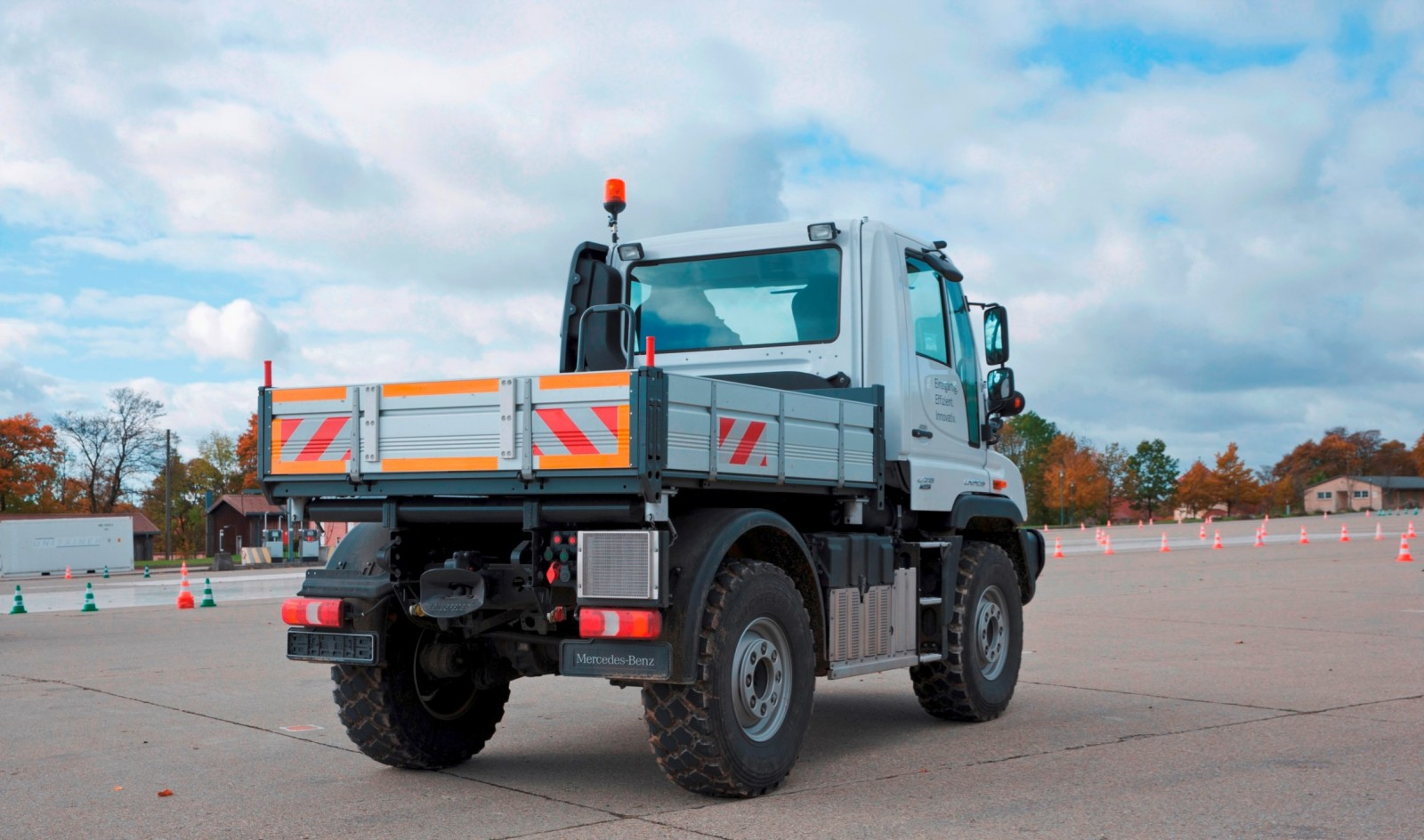 2015 Unimog U218 and U423 Upfit Showcase 3