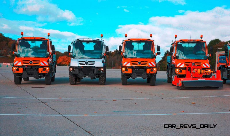 2015 Unimog U218 and U423 Upfit Showcase 31
