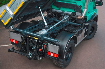 2015 Unimog U218 and U423 Upfit Showcase 36