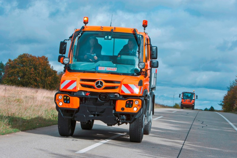 2015 Unimog U218 and U423 Upfit Showcase 7