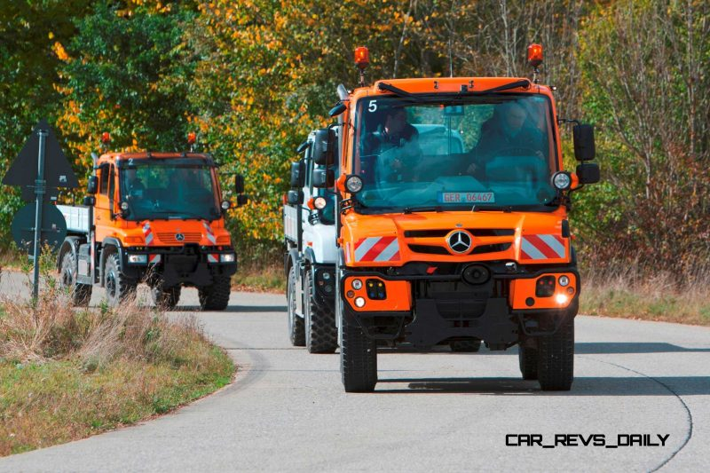 2015 Unimog U218 and U423 Upfit Showcase 9