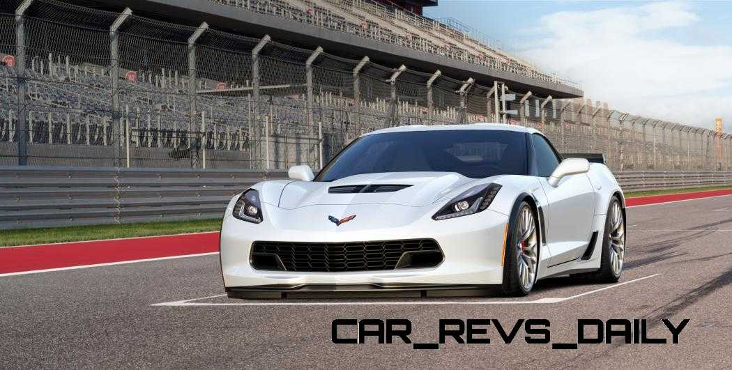2015 Z06 Coupe Visualizer of All COLORS and WHEELS