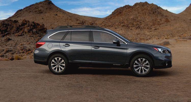 2015 subaru outback carbide grey metallic