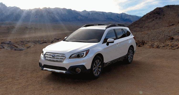 2015 Subaru Outback COLORS