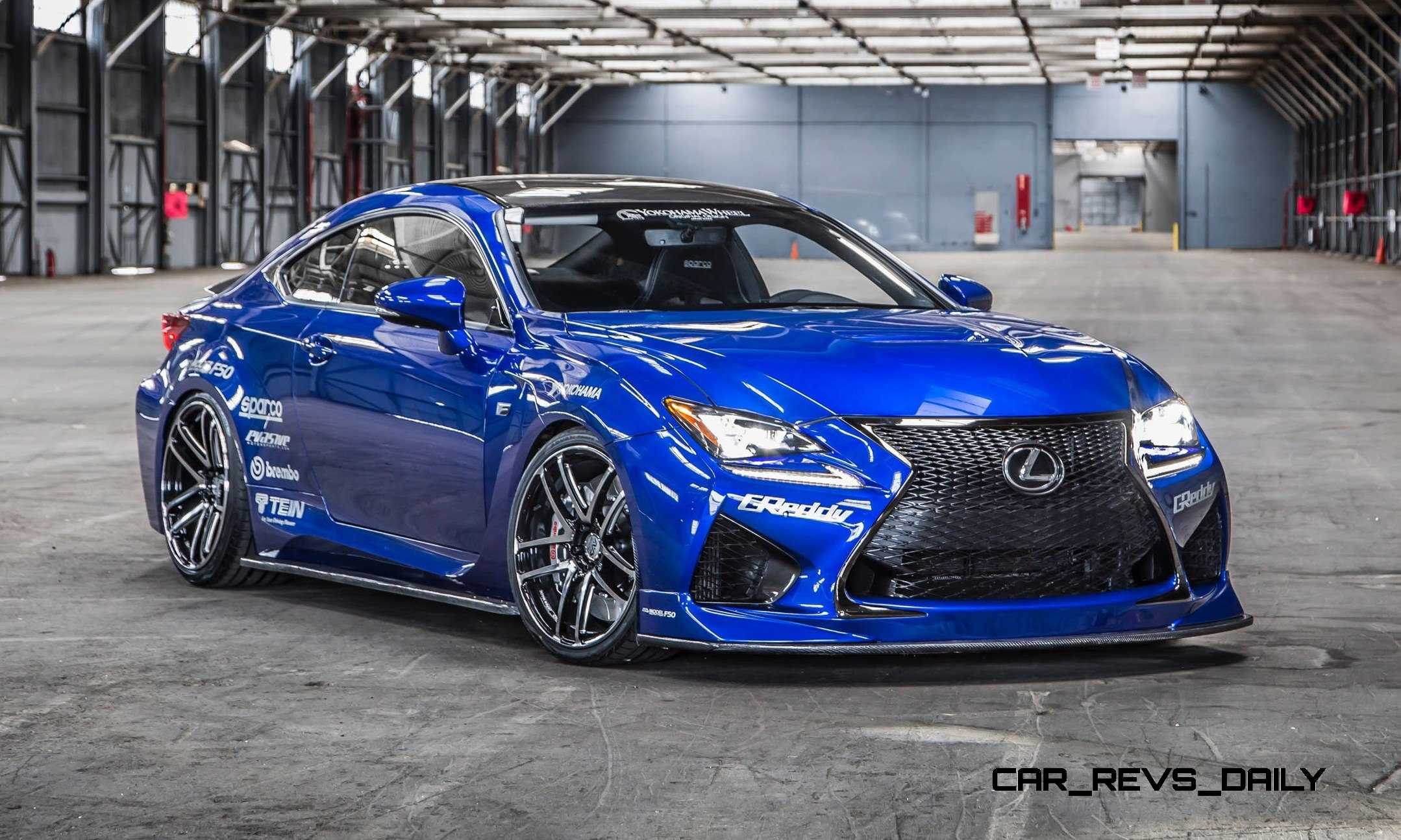 best of sema 2015 lexus rc f by gordon ting in 27 high res photos. Black Bedroom Furniture Sets. Home Design Ideas