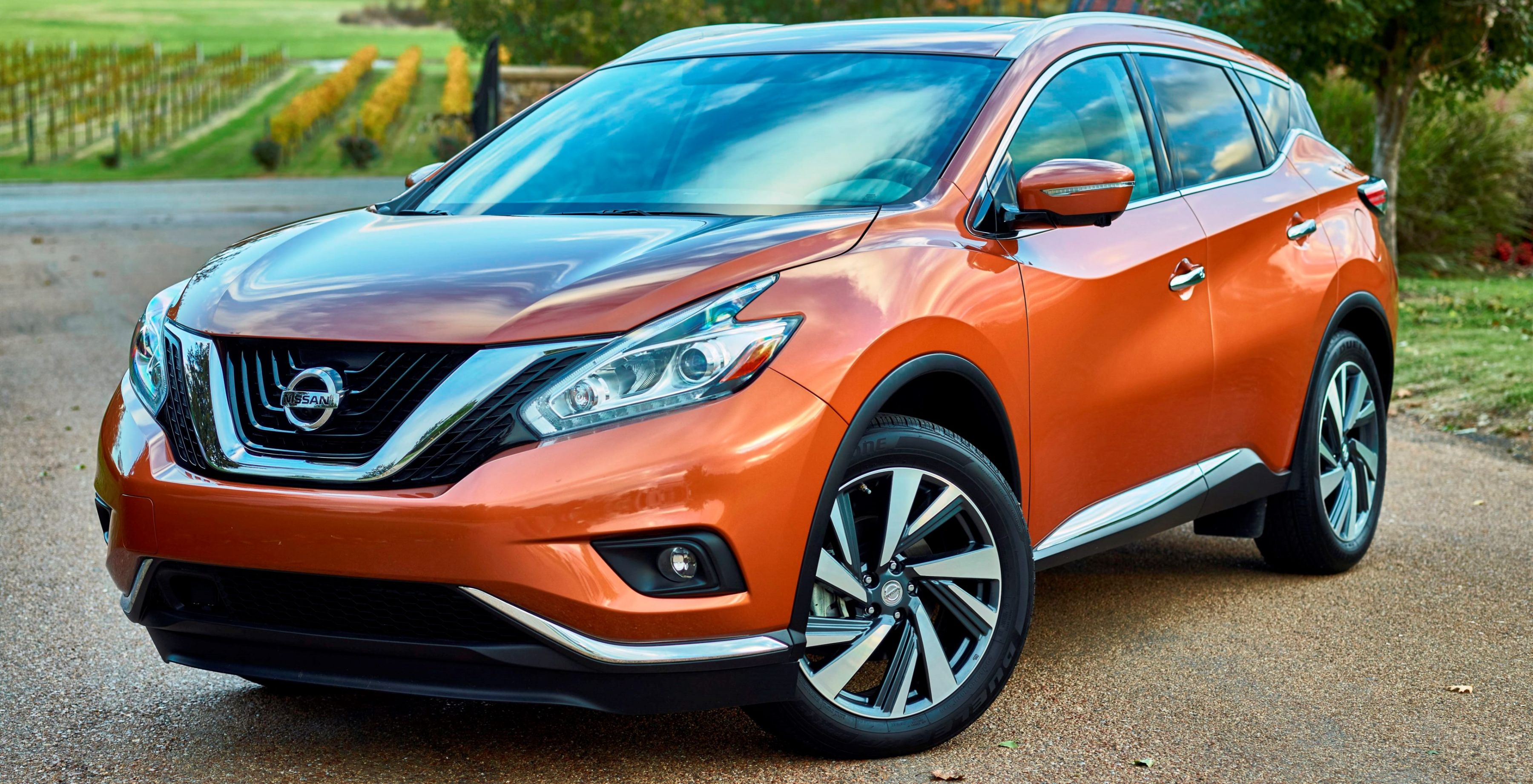 2015 Nissan Murano Pricing + COLORS and 60 New Photos