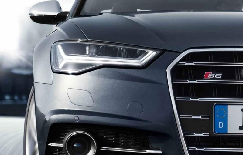 Updated With 70 New Photos - 2016 Audi A6 USA Debut in LA Updated With 70 New Photos - 2016 Audi A6 USA Debut in LA