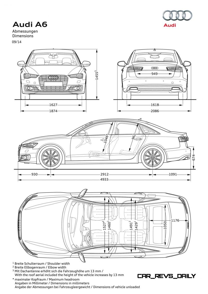 2016 Audi A6 23
