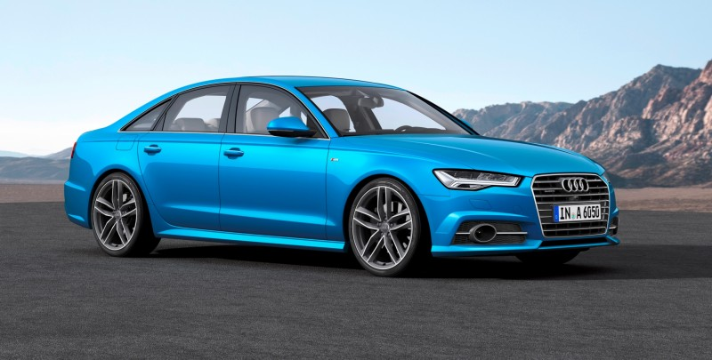 2016 Audi A6 30