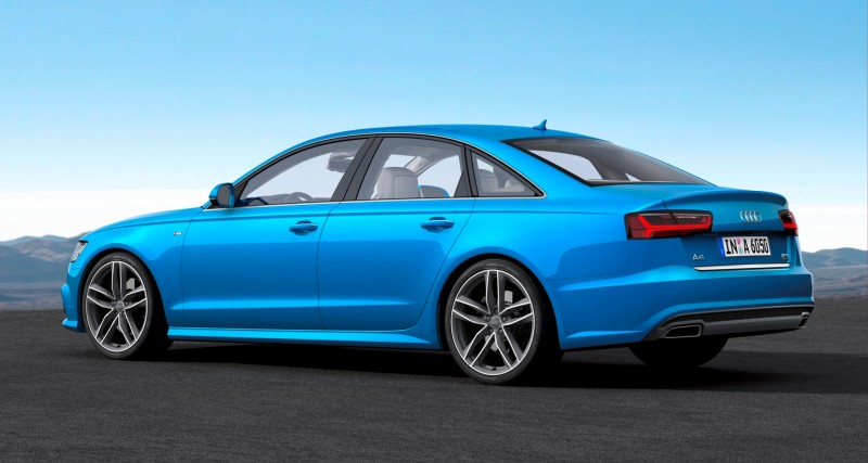 2016 Audi A6 31
