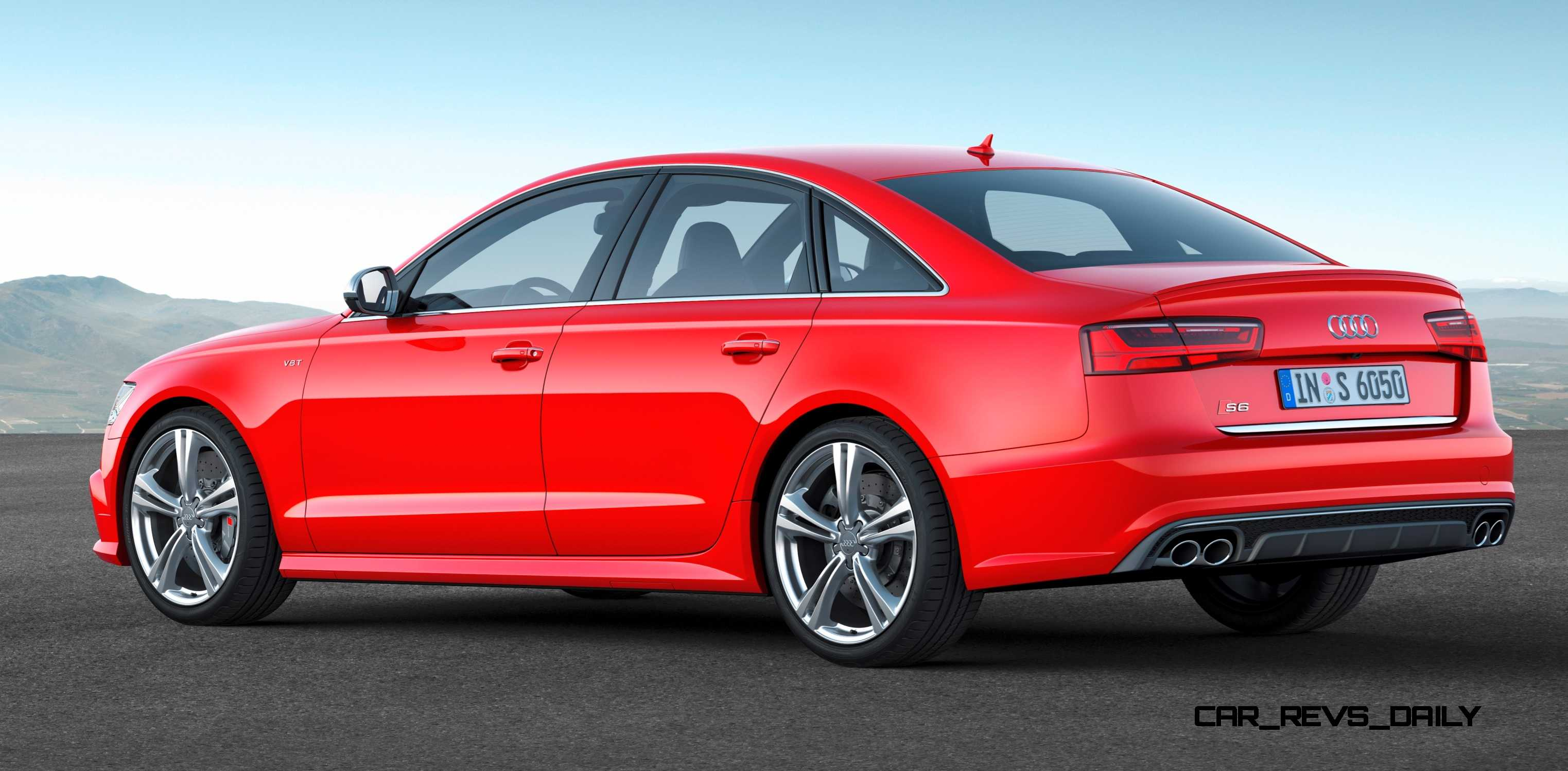 Is the 2016 audi a6 avant coming to the usa autos post for Lunghezza audi a6 avant 2016