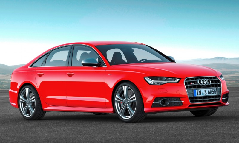 2016 Audi A6 61