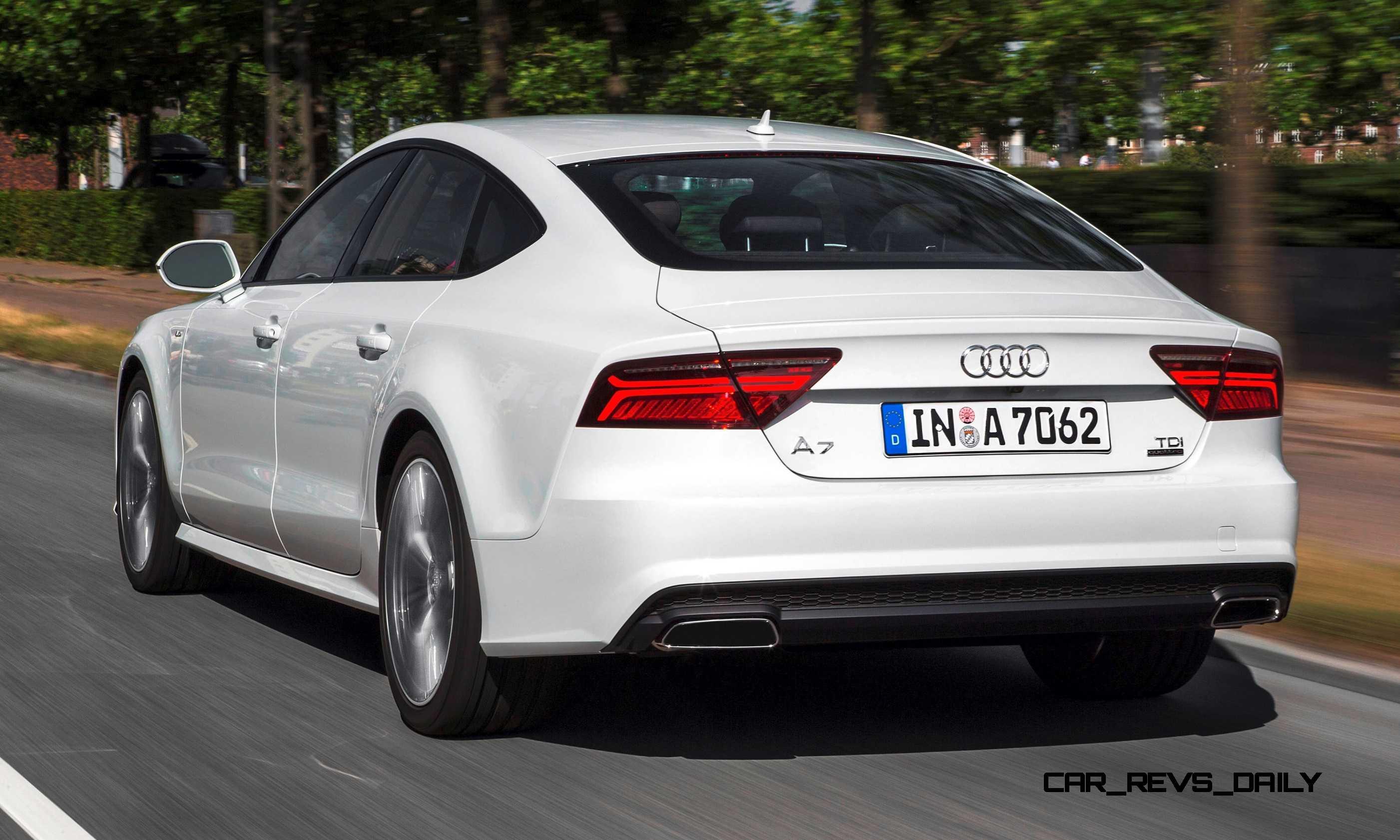 2002 Audi A6 Changes