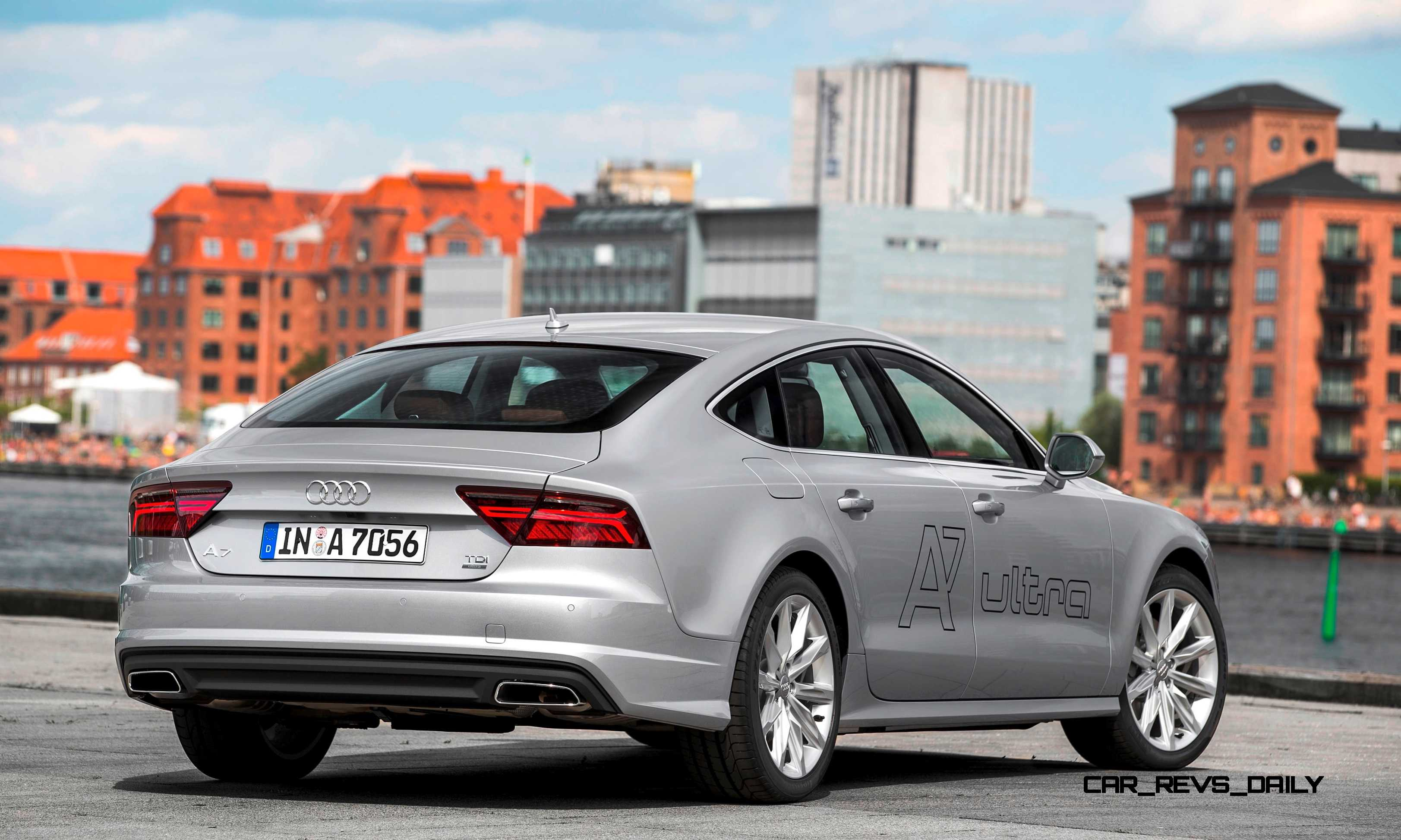 updated 2016 audi a7 and s7 will debut in la new black. Black Bedroom Furniture Sets. Home Design Ideas