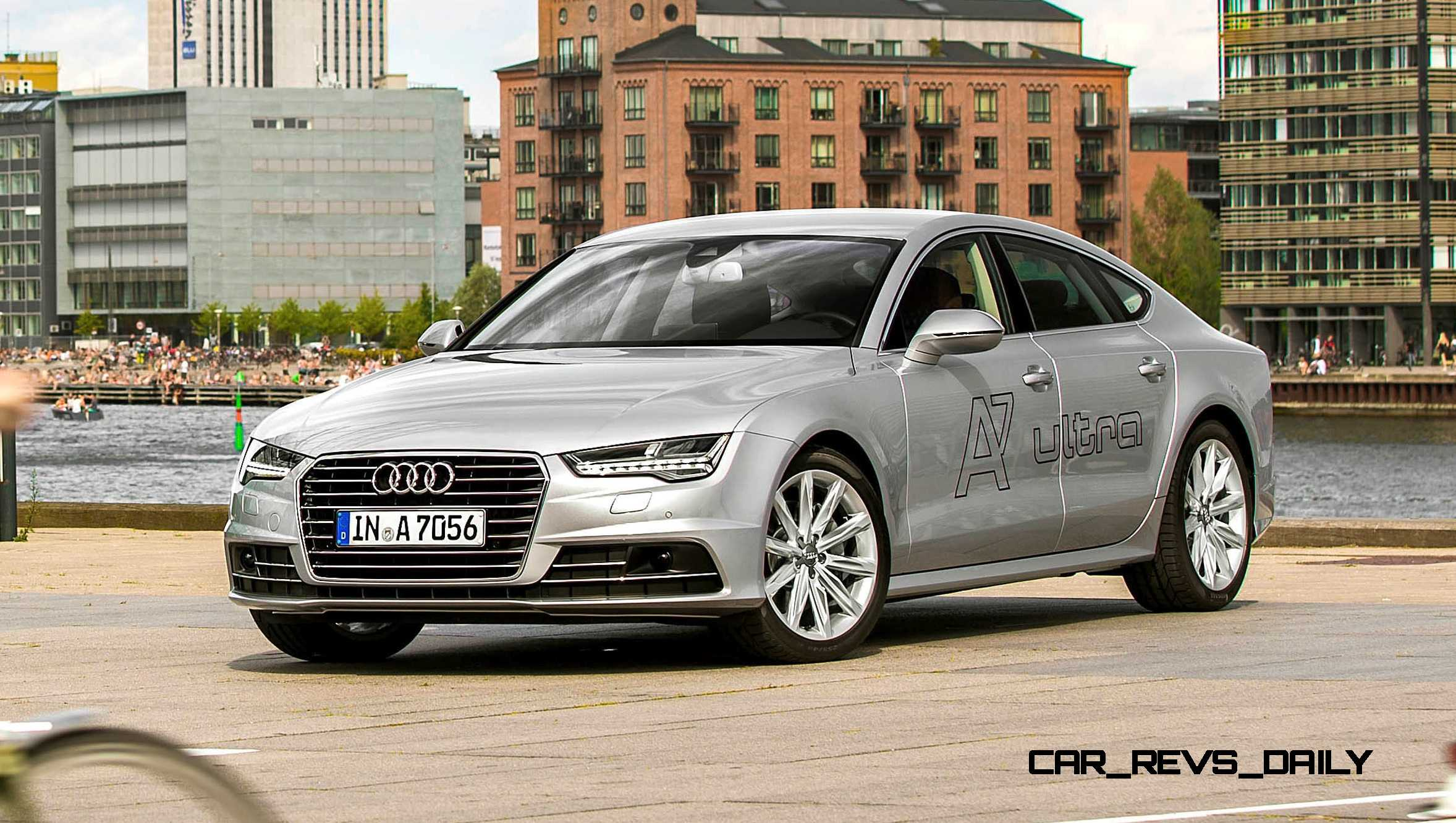 updated 2016 audi a7 and s7 will debut in la new black optics package. Black Bedroom Furniture Sets. Home Design Ideas