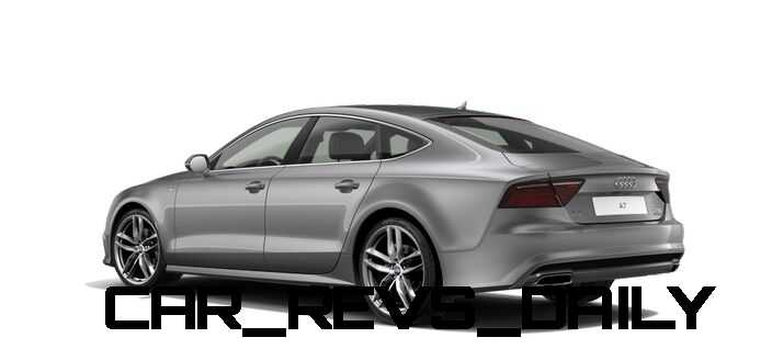 2016 Audi A7 and S7 50