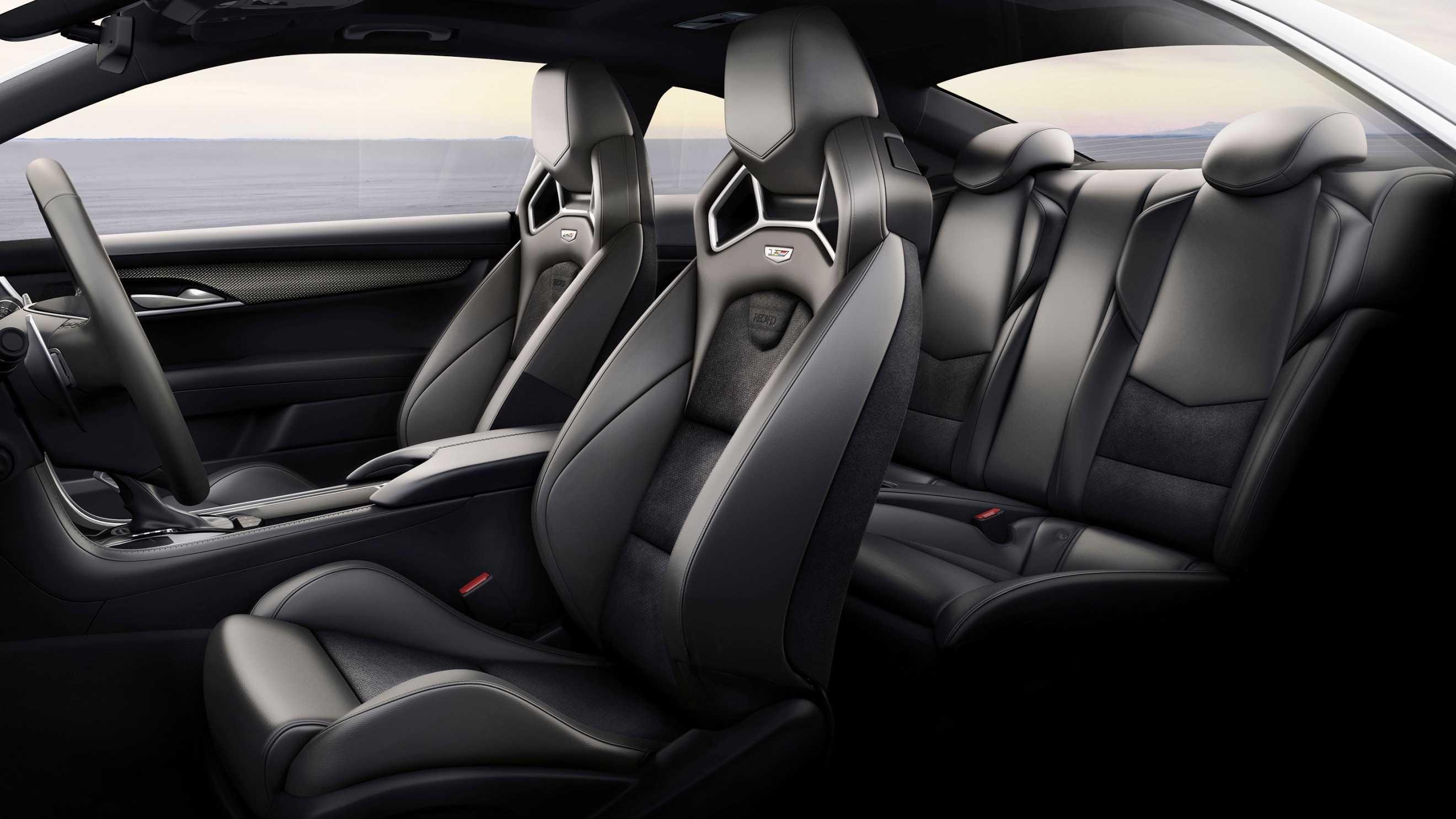 455hp 2016 Cadillac Ats V Coupe And Sedan Are Twin Turbo Elsd