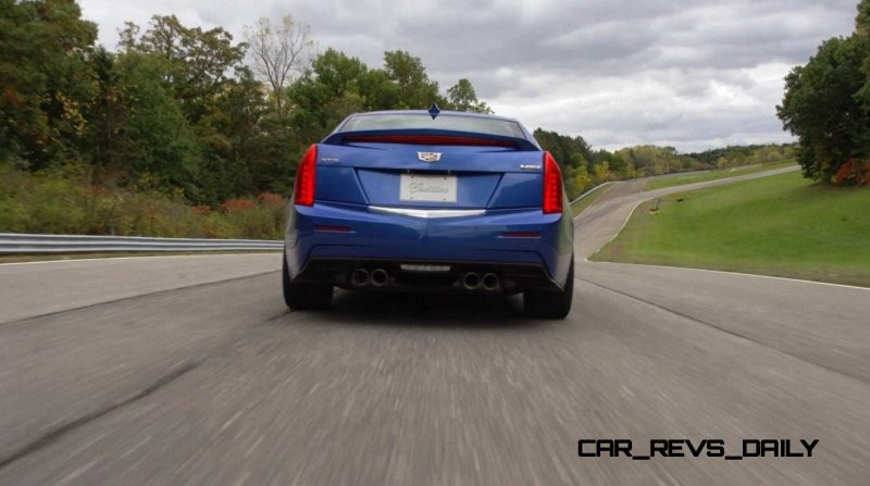 2016 Cadillac ATS-V Sedan 10