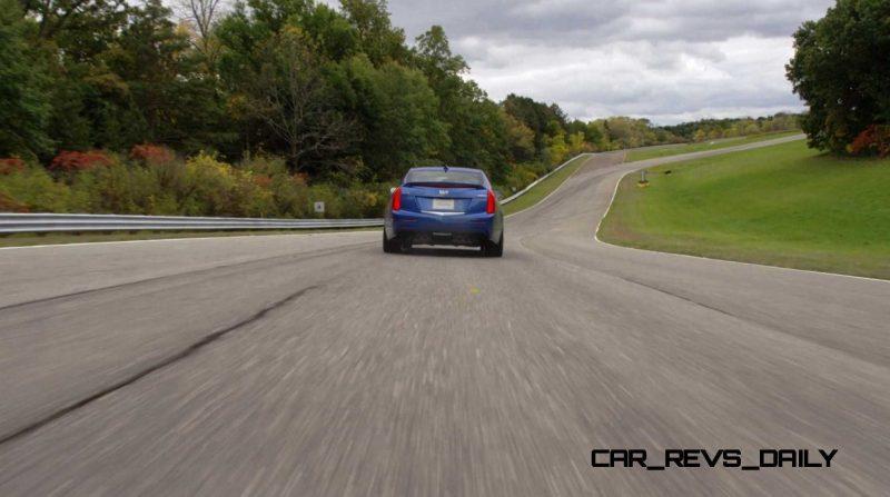 2016 Cadillac ATS-V Sedan 11