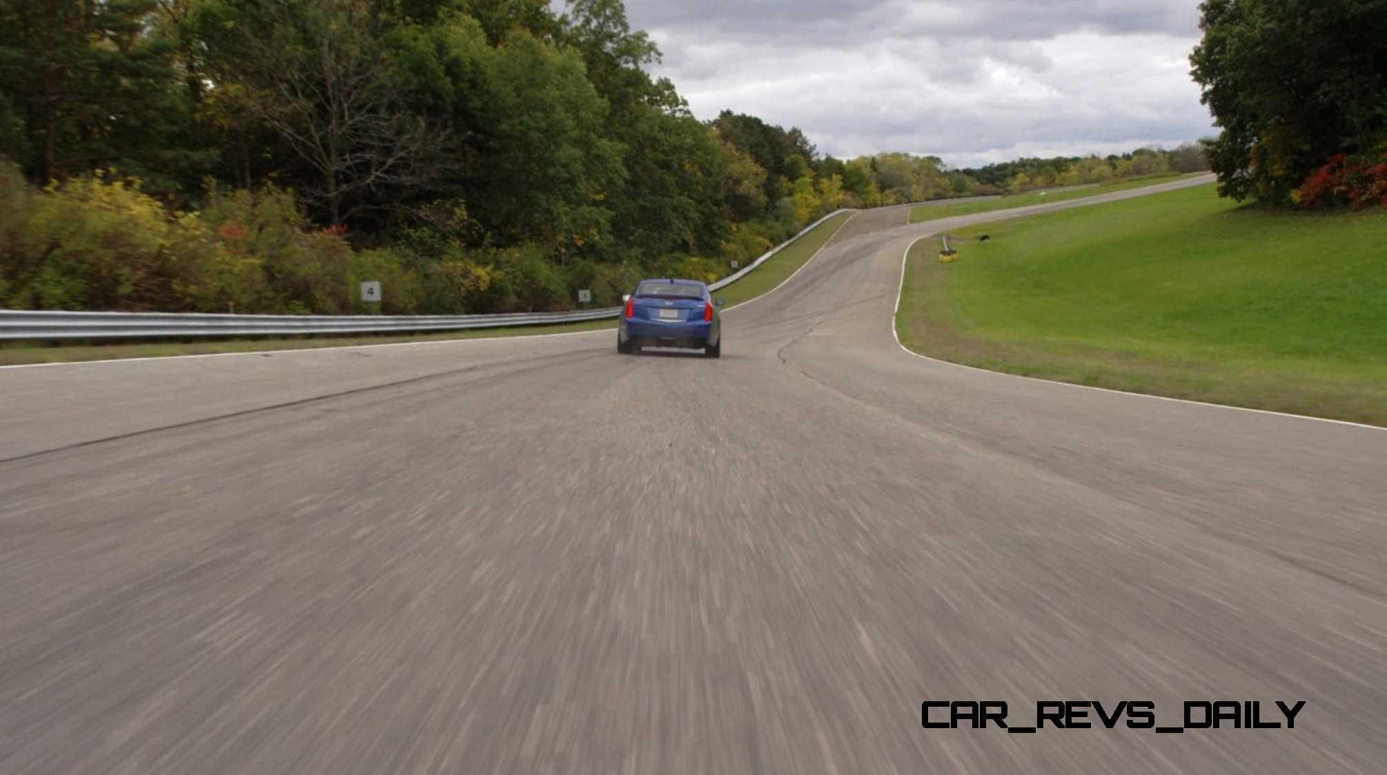 2016 Cadillac ATS-V Sedan 12