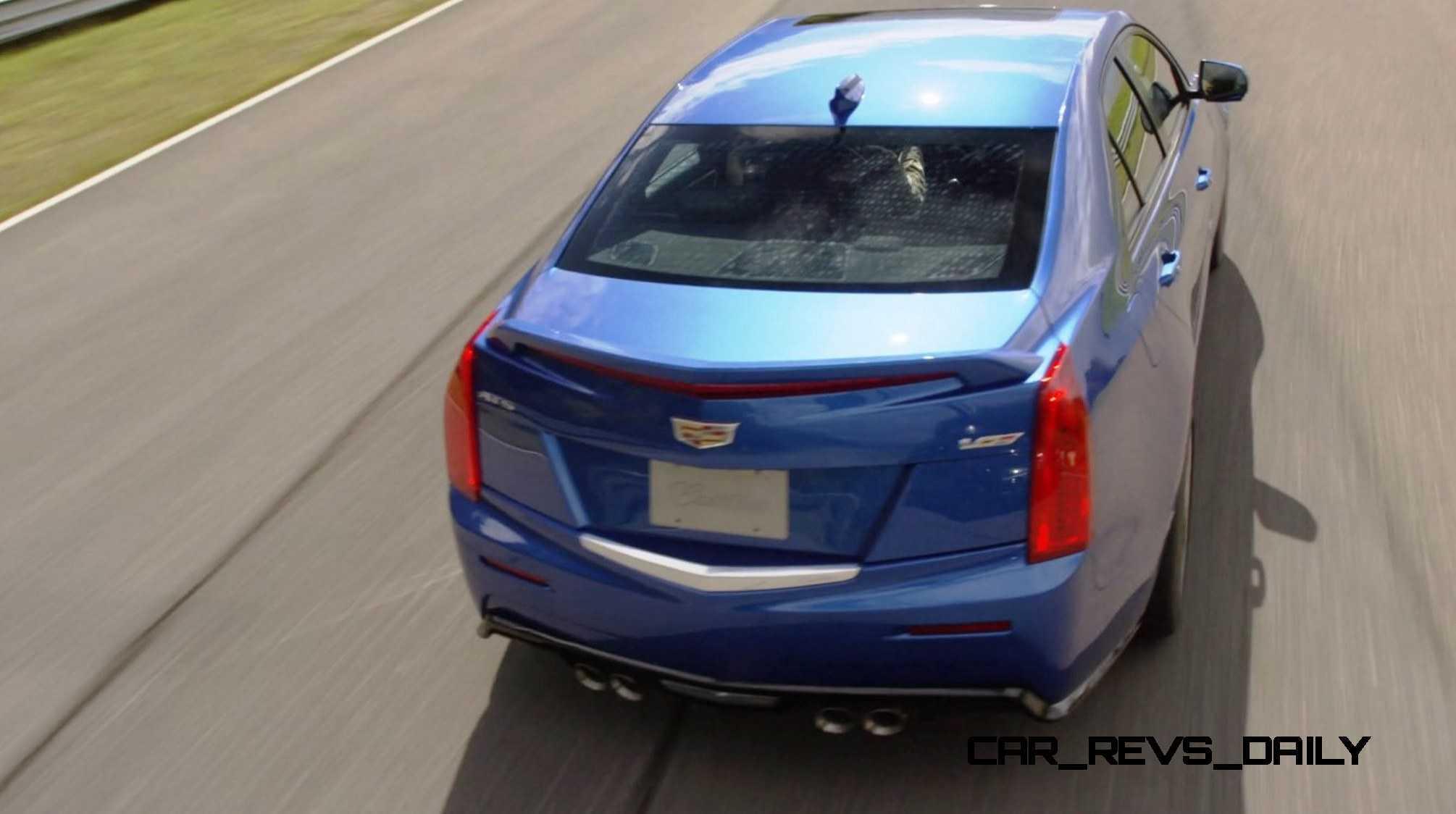 2016 Cadillac ATS-V Sedan 15