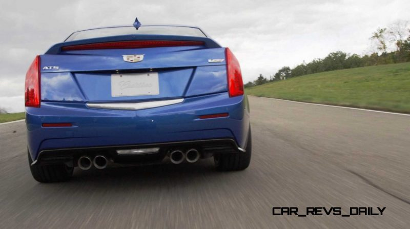 2016 Cadillac ATS-V Sedan 21
