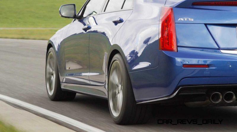 2016 Cadillac ATS-V Sedan 25