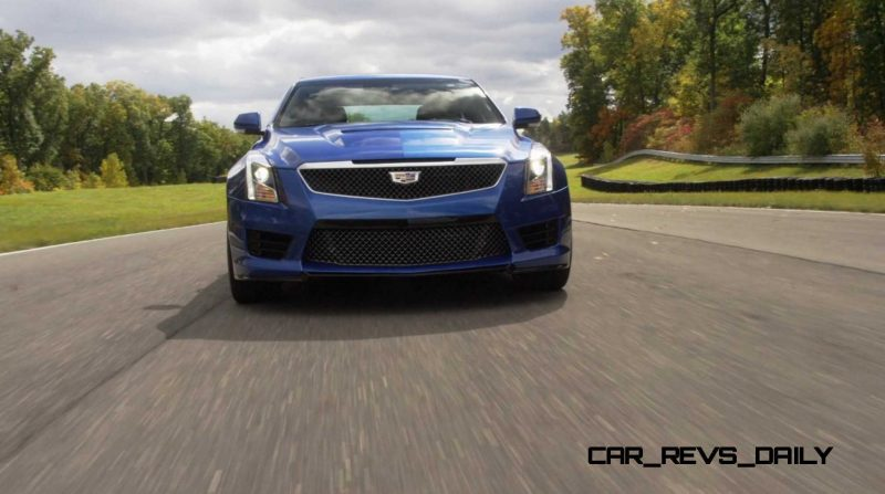 2016 Cadillac ATS-V Sedan 26