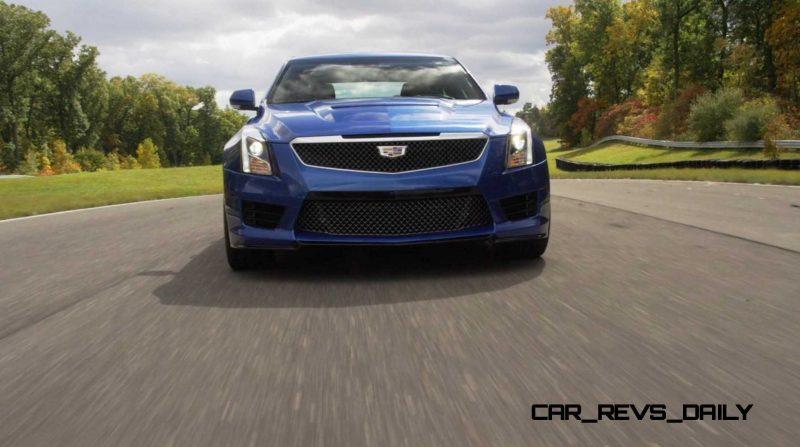 2016 Cadillac ATS-V Sedan 27