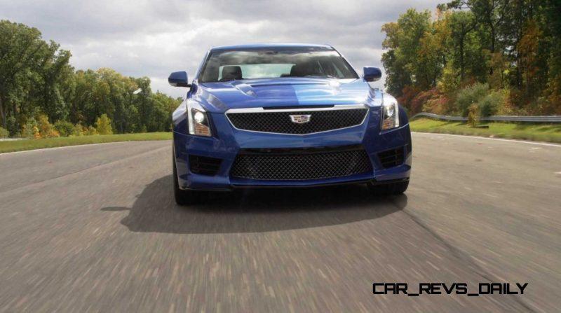 2016 Cadillac ATS-V Sedan 29