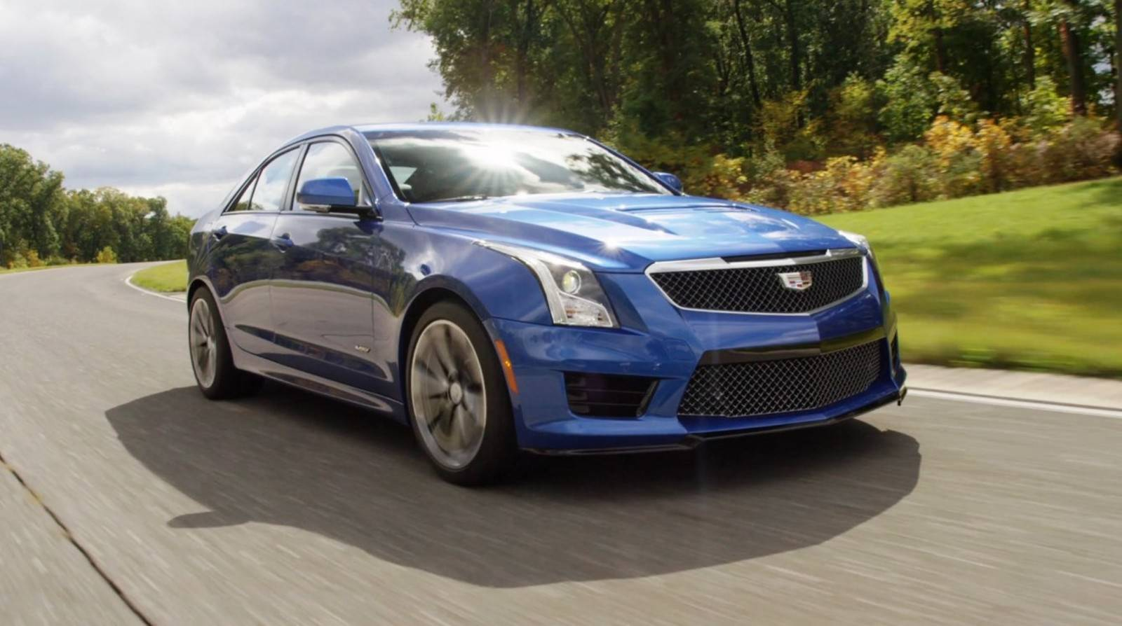 2010 Cadillac ATS V Sedan photo - 3
