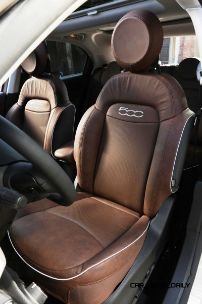 2016 Fiat 500X 10