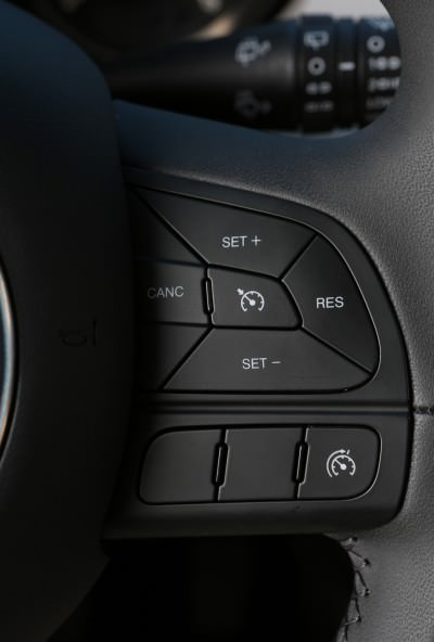 2016 Fiat 500X 22