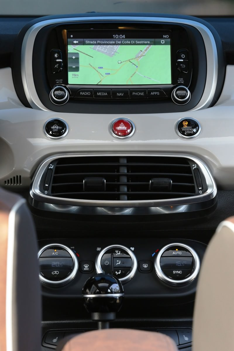 2016 Fiat 500X 3