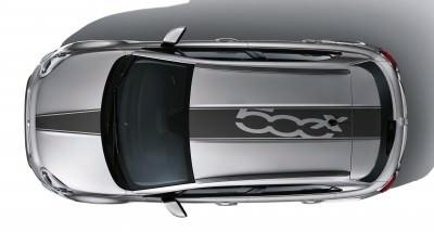 2016 Fiat 500X 45