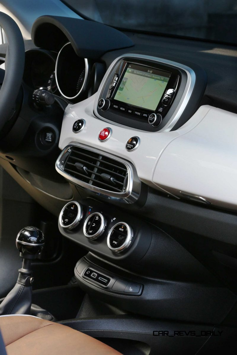 2016 Fiat 500X 50