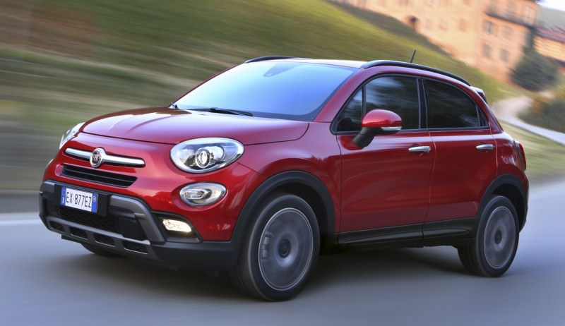 2016 Fiat 500X Cross AWD 10