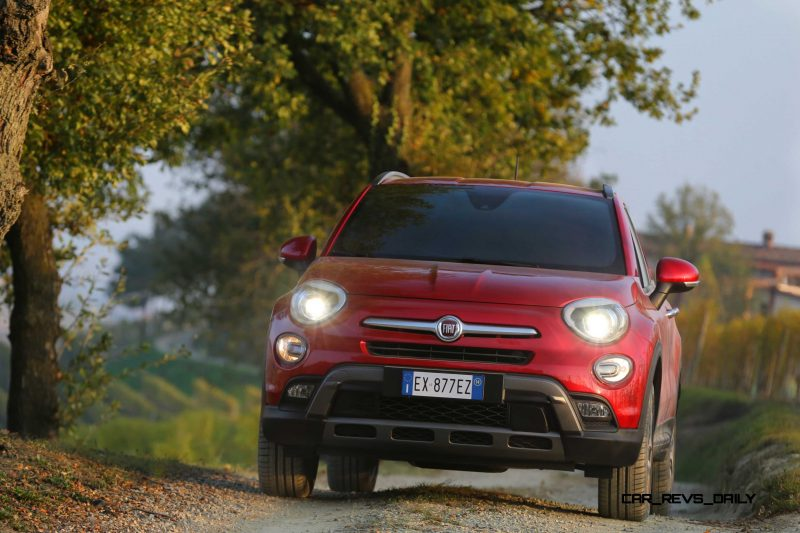 2016 Fiat 500X Cross AWD 13