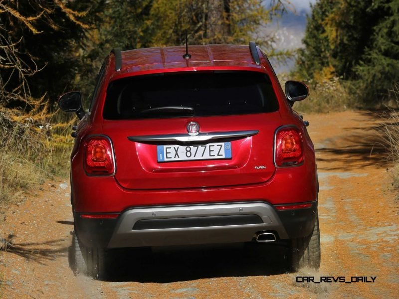 2016 Fiat 500X Cross AWD 15