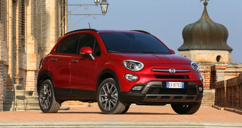 2016 Fiat 500X Cross AWD 2