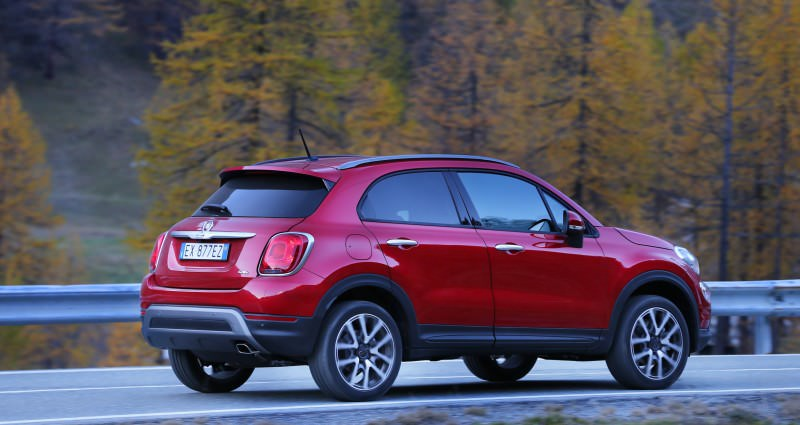 2016 Fiat 500X Cross AWD 20