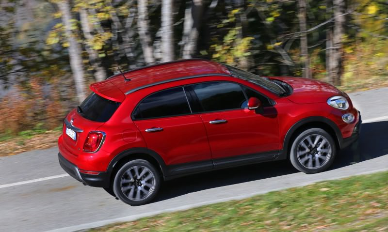 2016 Fiat 500X Cross AWD 22