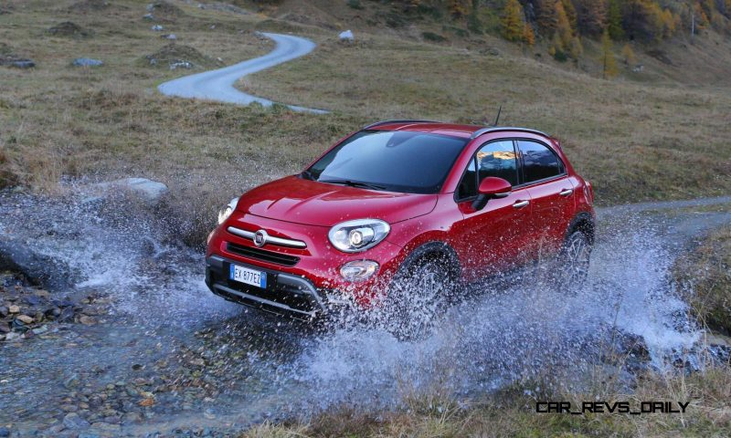 2016 Fiat 500X Cross AWD 23