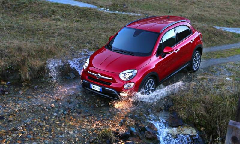 2016 Fiat 500X Cross AWD 24