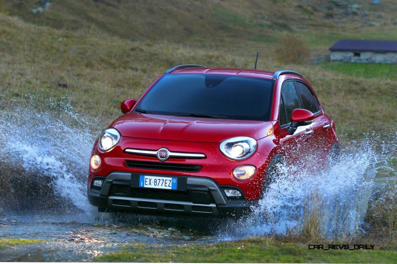 2016 Fiat 500X Cross AWD 26