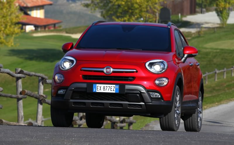 2016 Fiat 500X Cross AWD 29