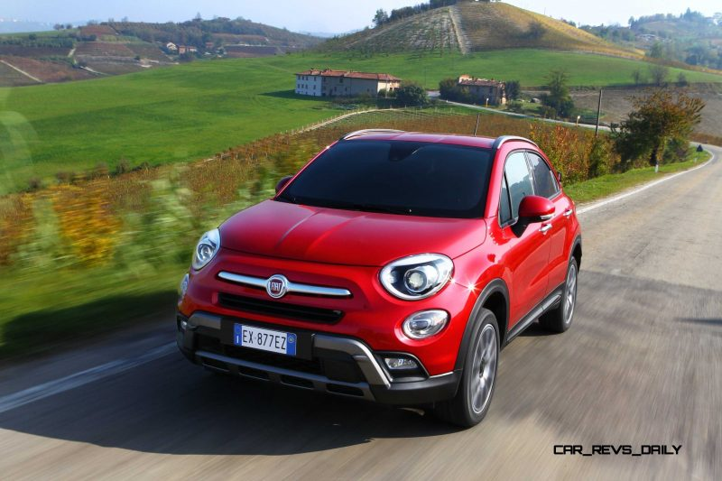 2016 Fiat 500X Cross AWD 30