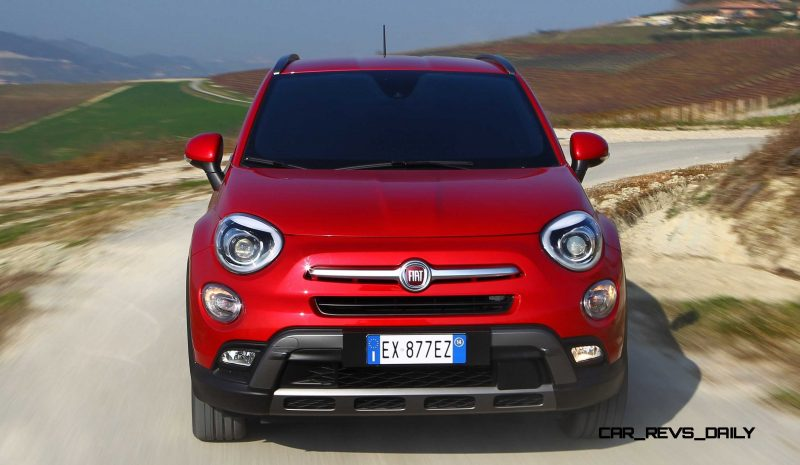 2016 Fiat 500X Cross AWD 31