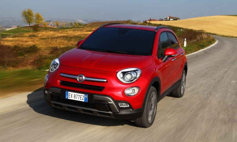 2016 Fiat 500X Cross AWD 32