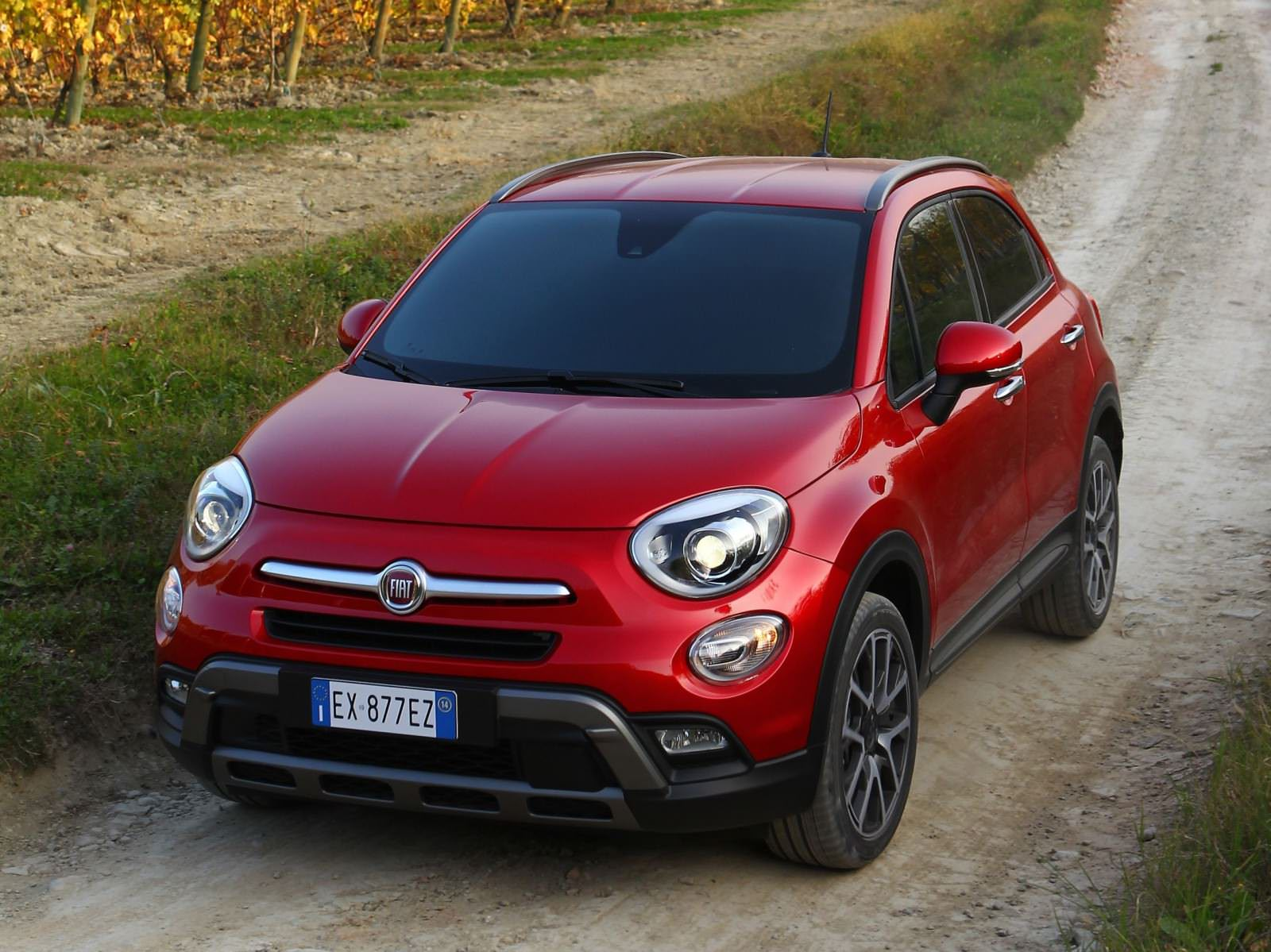 2016 fiat 500x cross awd 1. Black Bedroom Furniture Sets. Home Design Ideas